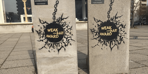Weak Art Award 2019